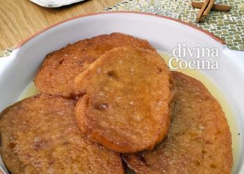 divina cocina torrijas - Divina Cocina